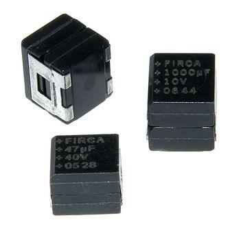 Condensateurs > Tantale > Solide MnO2 - CTC42/CT42E