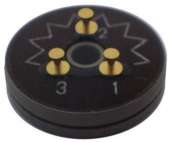 Capteurs de position > Potentiomètres de précision - C1509 Series