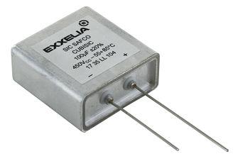 Condensateurs > Electrolytique Aluminium > Radial - CUBISIC