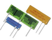 Résistances Ohmcraft > RESISTANCES MONTAGE TRAVERSANT - High Voltage Leaded Dividers (HVD Series)