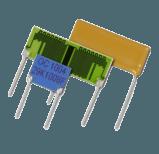Résistances Ohmcraft > RESISTANCES MONTAGE TRAVERSANT - High Voltage Leaded Resistors (HVR Series)