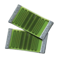 Ohmcraft Resistors > Surface Mount Resistors - Military Grade High Voltage Chip Resistors (MCH Series)