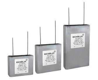 Capacitors > Aluminum Electrolytic > Radial - CUBISIC SLP