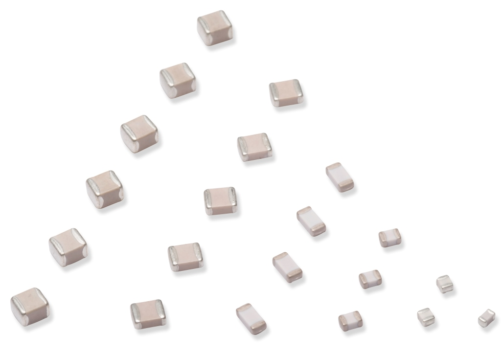 Capacitors > RF Capacitors > High-Q MLCC - CH Series