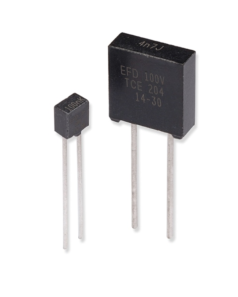Capacitors > Ceramic > High Temperature - TCE Molded Series HT