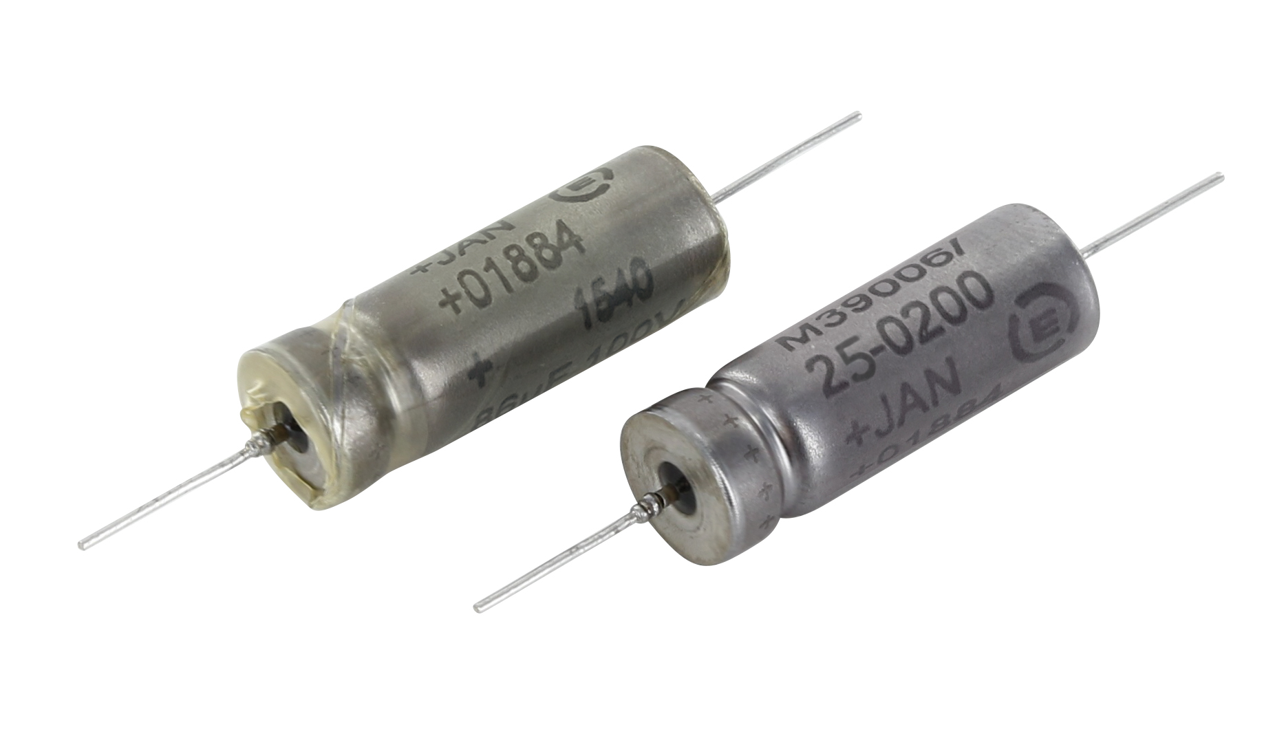 Capacitors > Tantalum > Wet - MIL 39006/25